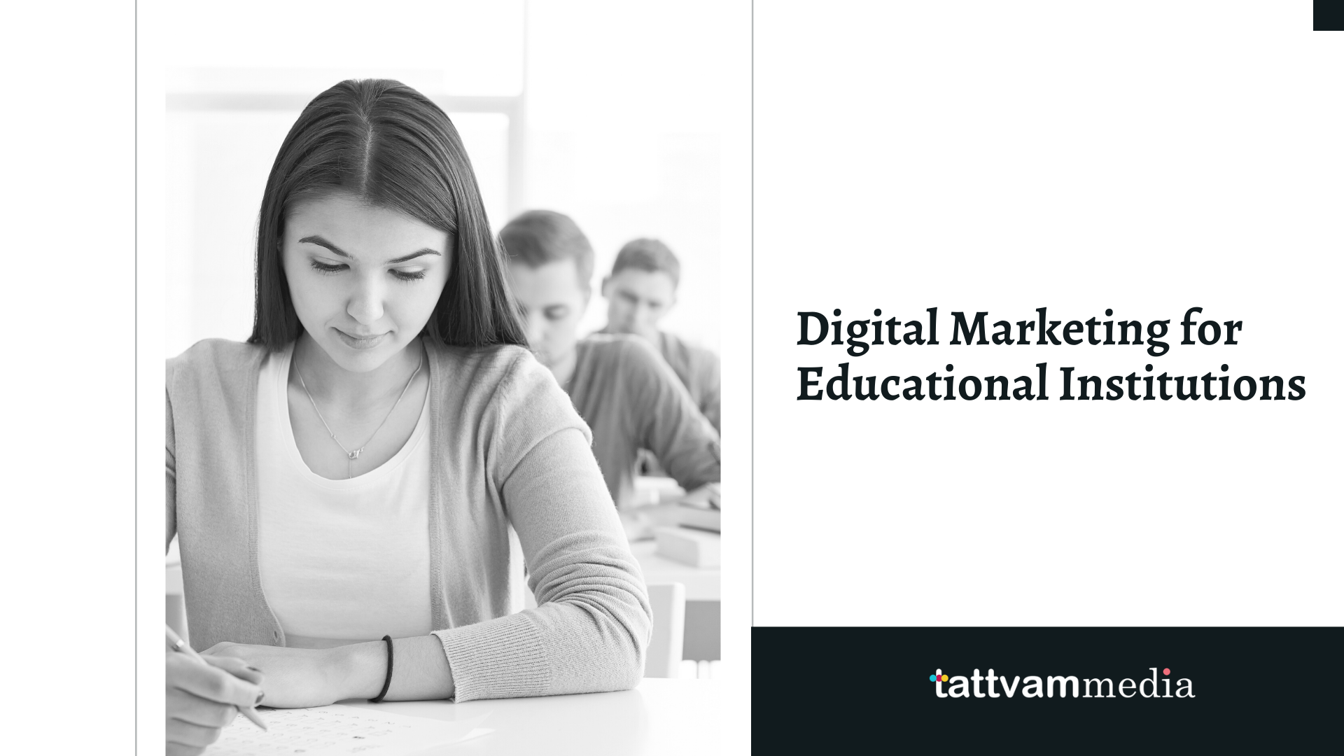 digital marketing for educational institutions